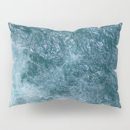 Mountain Waters I (Norway) Pillow Sham