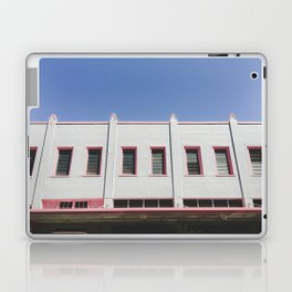 Rectangle Row - Hilo, Hawaiii Laptop & iPad Skin