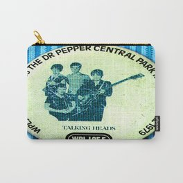 Central Park talking heads 1979 Carry-All Pouch