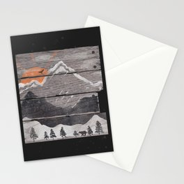 Into the Grey... Stationery Cards