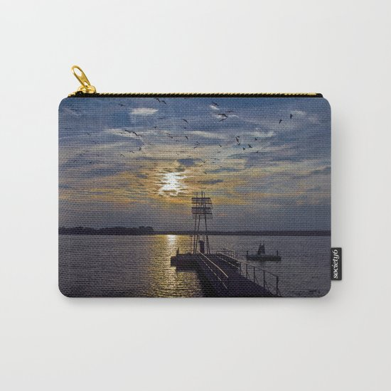 Ex Paradise of the Former Political Upperclass of the GDR in Wandlitz Carry-All Pouch