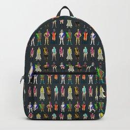 Naughty Lightsabers - Dark Backpack