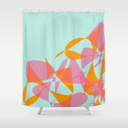 Poplay 1 Shower Curtain