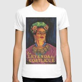 La Leyenda de Coatlicue T-shirt