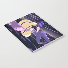 Earth in space Notebook