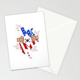 Korea Blood Inside - American Korean Flag Pride Dna Stationery Cards