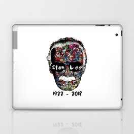 RIP Stan Lee Laptop & iPad Skin