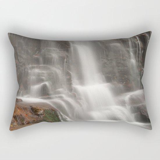 Ganoga Autumn Falls Rectangular Pillow
