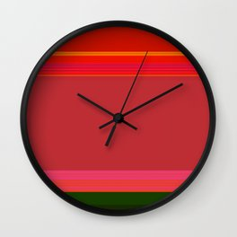 PART OF THE SPECTRUM 03 Wall Clock