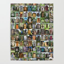 Outhouses Poster