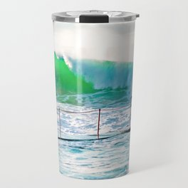 Bronte Beach Ocean Pool. Sydney. Australia. Travel Mug