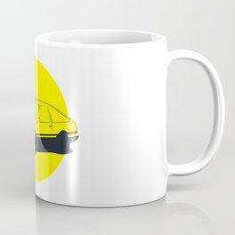 Japanese Sport Car Coffee Mug