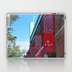 Red Sox - 2013 World Series Champions!  Fenway Park Laptop & iPad Skin