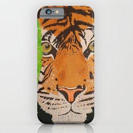 Hidden Tiger iPhone Case