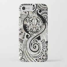 Maori tribal design Slim Case iPhone 7
