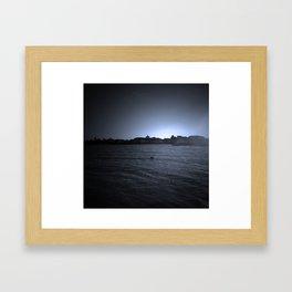 Belize City Framed Art Print
