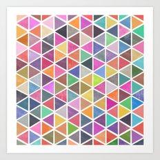 unfolding 1 Art Print