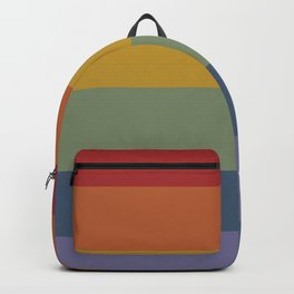 Pretty Rainbow Baby Backpack