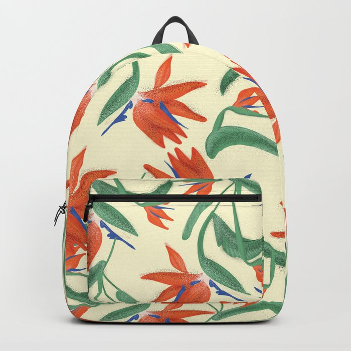 Birds In Paradise Backpack