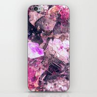 gem iPhone & iPod Skins featuring Gem by Simona Sacchi