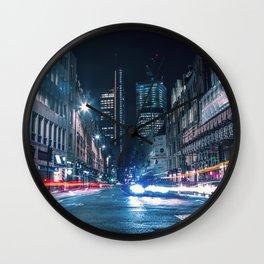 City Trails Wall Clock