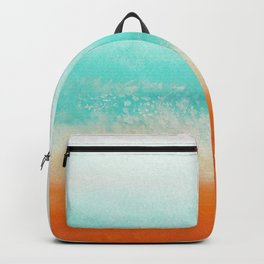Waves and memories 02 Backpack