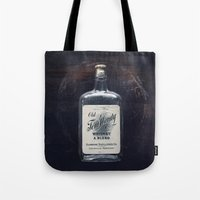 whiskey Tote Bags featuring Whiskey by F2images