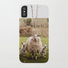 Family iPhone X Slim Case