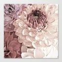 Romantic Pastel Dahlias by alexandratarasoff