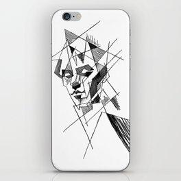 peter murphy 3 iPhone Skin