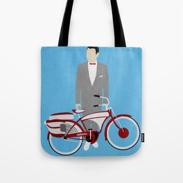 Pee Wee's Big Adventure  Tote Bag