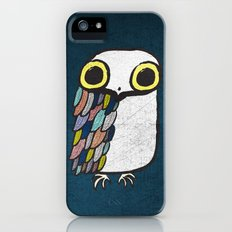 Wise Little Owl Slim Case iPhone (5, 5s)