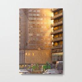 Light XXX Metal Print