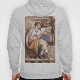 "Michelangelo ""The Erythraean Sibyl"" Hoody"