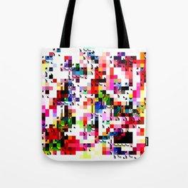 Grayson. Mixed media artwork. Tote Bag