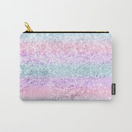 Unicorn Girls Glitter #11 #shiny #pastel #decor #art #society6 Carry-All Pouch