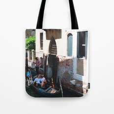 To Venice with Love Tote Bag