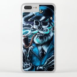 The Admiral Clear iPhone Case