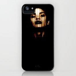 Women from the dark iPhone Case