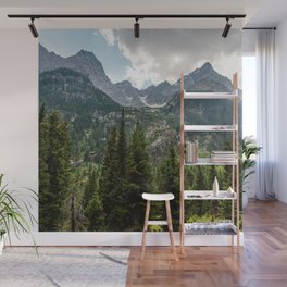 Grant Teton National Park Cascade Valley Wall Mural