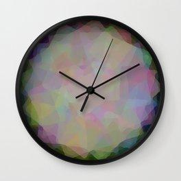 Colors#3 Wall Clock