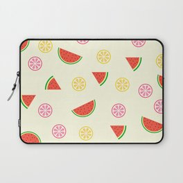 Lemons and watermelons Laptop Sleeve