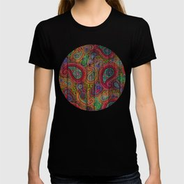 Kashmir on Wood 04 T-shirt