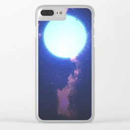 // odyssey.01 Clear iPhone Case