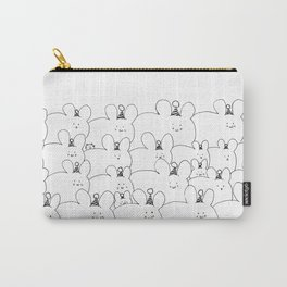 Carrot Cake Parade Carry-All Pouch