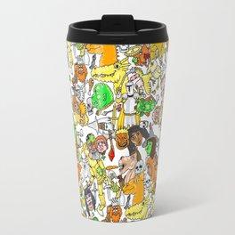 Medieval Roundup Travel Mug