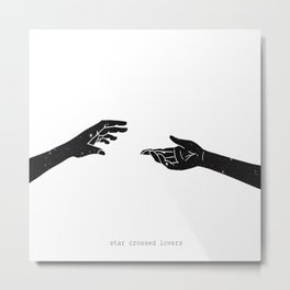 star crossed lovers Metal Print