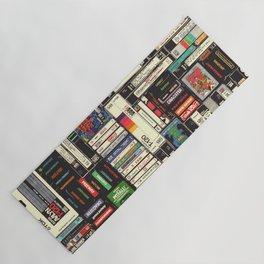 Cassettes, VHS & Games Yoga Mat