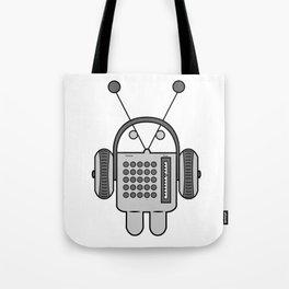 andy radio Tote Bag