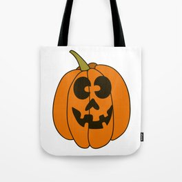 Happy Jack'o'lantern Tote Bag